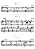 Korte psalmvoorspelen in romantische stijl - deel 2_