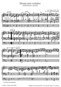 Transcriptions for Organ (Vol. 2)