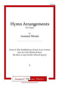 Hymn Arrangements for Organ - 1