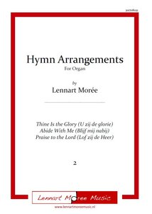 Hymn Arrangements for Organ - volume 2