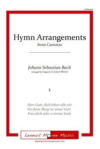 Hymn Arrangements from Cantatas (Vol. 1)